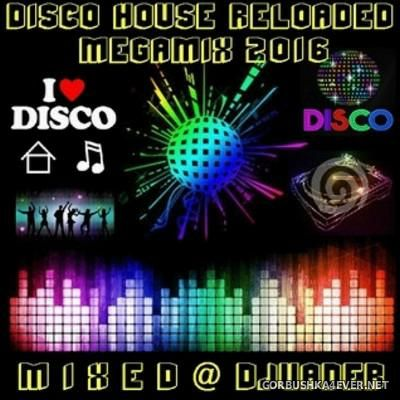 DJ vADER - Disco House ReLoaded Megamix 2016