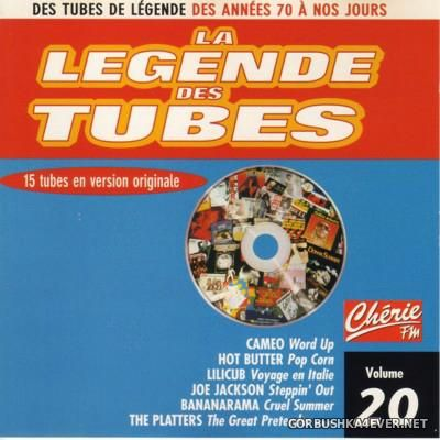 La Legende Des Tubes vol 16 - vol 20