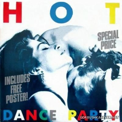 Hot Dance Party [1985] Mixed by Michiel van der Kuy & Peter Slaghuis