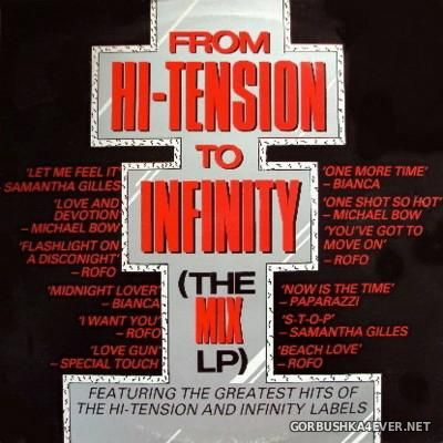 From Hi-Tension To Infinity (The Mix LP) [1988]