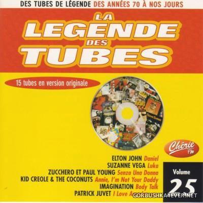 La Legende Des Tubes vol 21 - vol 25