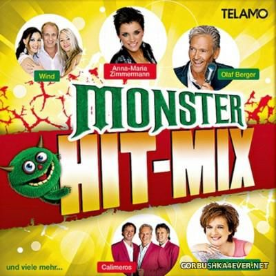 Monster Hit-Mix 2016