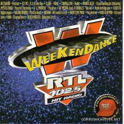 [Discomagic] Weekendance Compilation [1994] 102.5 Hit Radio