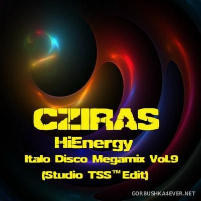 HiEnergy Italo Disco Megamix vol 9 [2016] Studio TSS Edit by Cziras