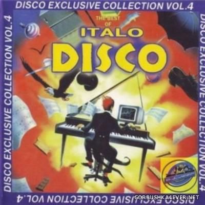DJ Jeep - The Best Of Italo Disco vol 4 [2016]