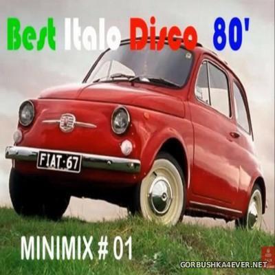 Max DJ - Best ItaloDisco 80's Minimix 1