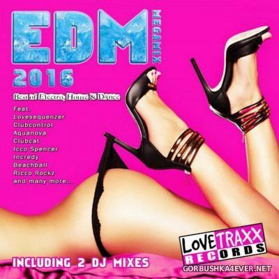EDM Megamix 2016