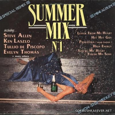 [Nunk Records] Summer Mix 1 [1985] Non-Stop Medley
