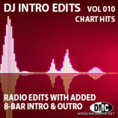 [DMC] DJ Intro Edits Chart Hits vol 10 [2014]