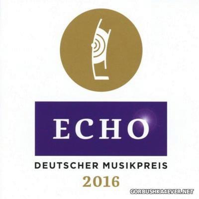 Echo 2016 - Deutscher Musikpreis [2016] / 2xCD