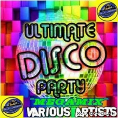DJ Jeep - Ultimate Disco Party Megamix 2016