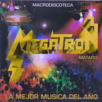 [Max Music] Megatron - La Mejor Musica Del Ano [1994]