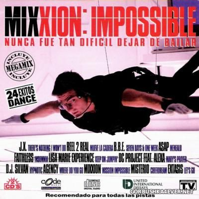 [Max Music] Mixxion Imposible [1996] / 2xCD
