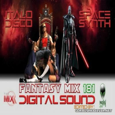 Fantasy Mix vol 181 - Digital Sound [2016]