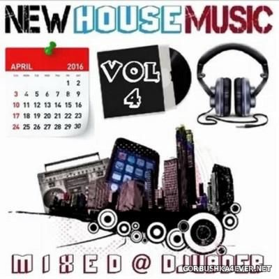 DJ vADER - New Dance & House Trackz (April) [2016] Part 4