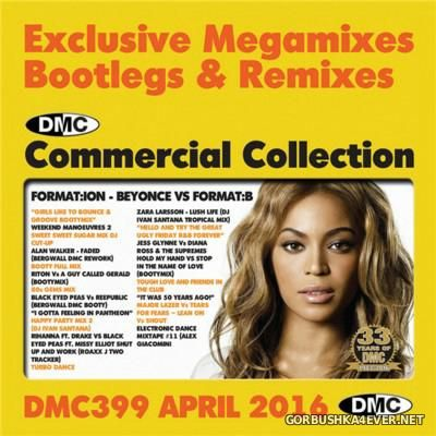 DMC Commercial Collection 399 [2016] April / 2xCD
