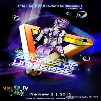 Sounds Of The Universe 2015 by PVDS