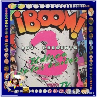 ¡Boom! 3 (El Disco De Los Exitos) In The Mix [2016] by eDJ