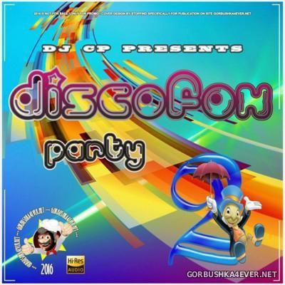DJ CP - DiscoFox Party vol 2 [2016]