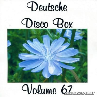 Deutsche Disco Box vol 67 [2016] / 2xCD