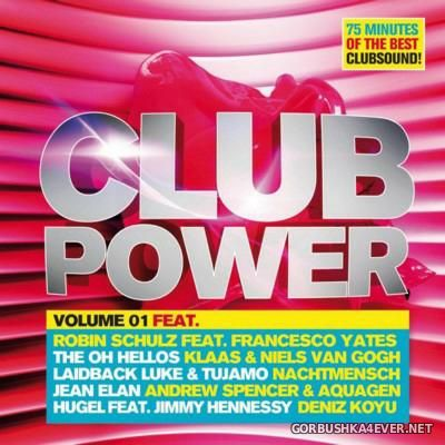 Club Power vol 1 [2015]