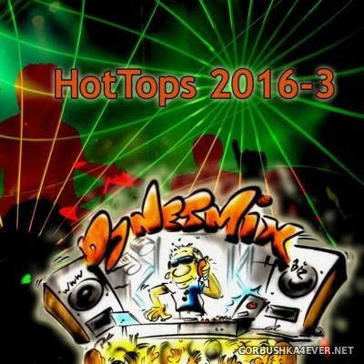 DJ Netmix - Hot Tops In The Mix 2016.3