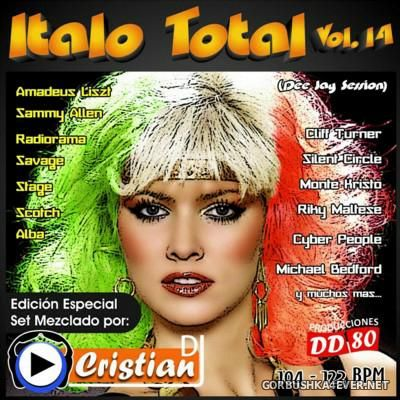 Cristian DJ - Italo Total vol 14 [2016]