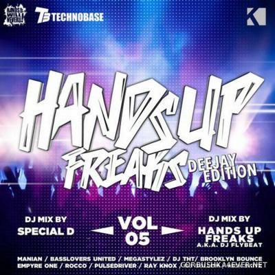 Hands Up Freaks vol 5 [2016] Deejay Edition