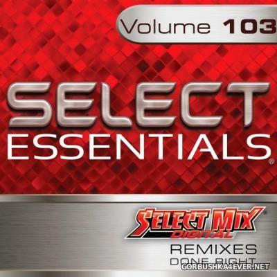 [Select Mix] Select Essentials vol 103 [2016]