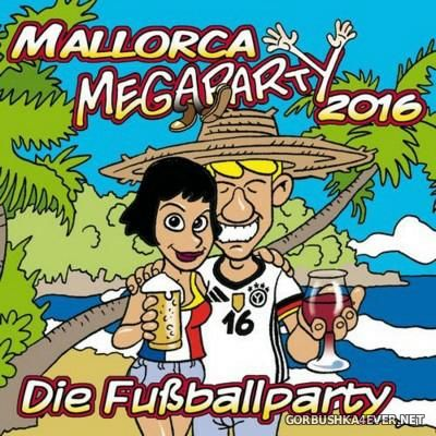 Mallorca Megaparty 2016 - Die Fussballparty 2016