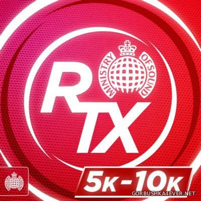 [Ministry Of Sound] Running Trax 5K & 10K [2016]