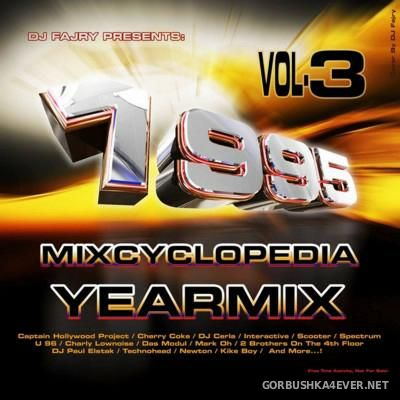 DJ Fajry - ''1995 In 2015'' Yearmix vol 03 [2016]