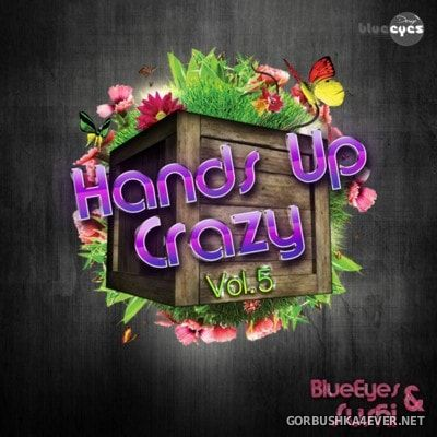 Hands Up Crazy vol 5 [2016] Mixed by DJaneBlueEyes & Sushi