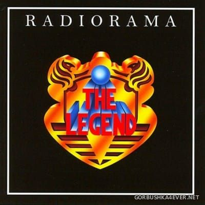 Radiorama - The Legend (Remastered) [2016] 30th Anniversary Edition / 2xCD