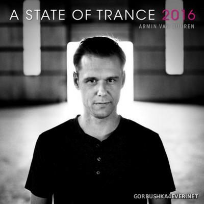 A State Of Trance 2016 / Mixed by Armin van Buuren