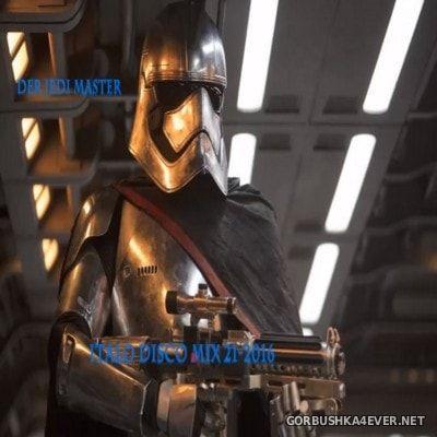 Der Jedi Master Italo Disco Mix 2016.21