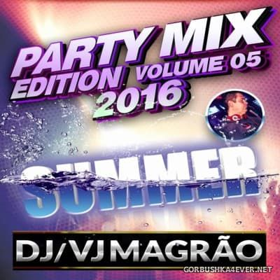 DJ VJ Magrao - Festa Mix vol 5 [2016]