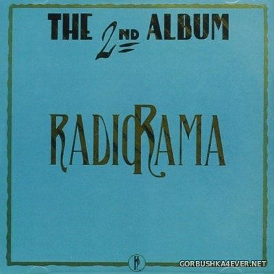 Radiorama - The 2nd Album (Remastered) [2016] 30th Anniversary Edition / 2xCD