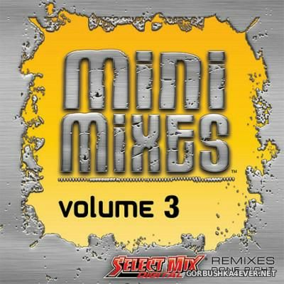 [Select Mix] Mini Mixes vol 3 [2016]