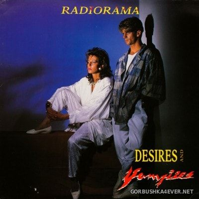 Radiorama - Desires and Vampires (Remastered) [2016] 30th Anniversary Edition / 2xCD