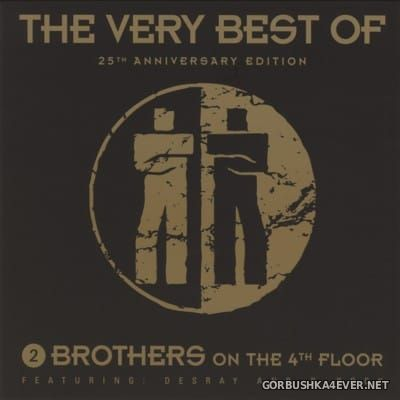 2 Brothers On The 4th Floor - The Very Best Of [2016] 25th Anniversary Edition / 2xCD