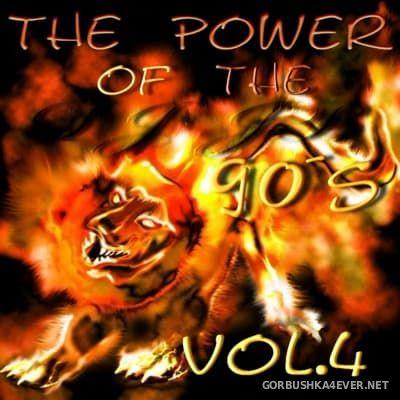 DJ JB - The Power Of The 90s vol 4 [2008]