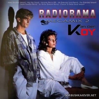Van Der Koy - Radiorama Megamix 2 [2016]