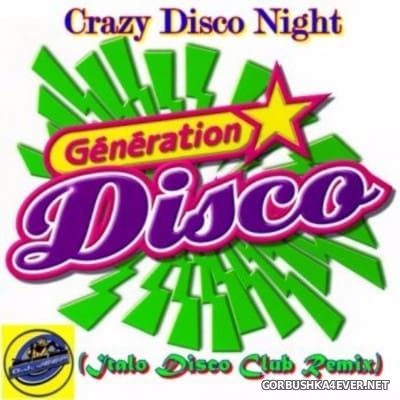 DJ Jeep - Crazy Disco Night [2016] Italo Disco Club Remix