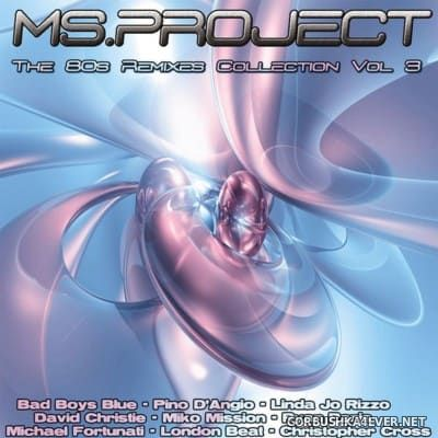 Ms Project - The 80s Remixes Collection vol 3 [2014]