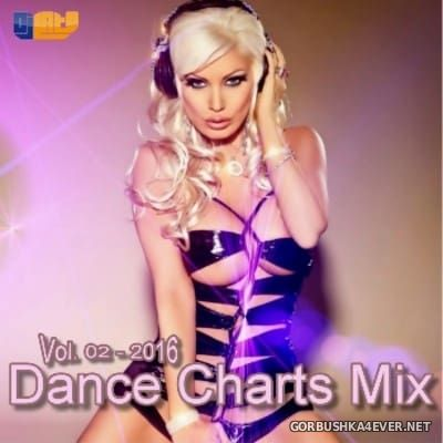 DJ LaTo - Dance Charts Mix 2016.02