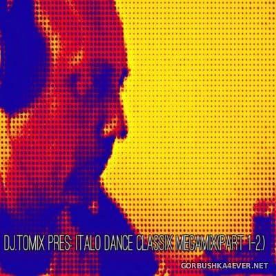 DJ Tomix - Italodance Classix Megamix 2K16