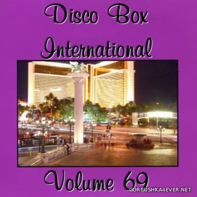 Disco Box International vol 69 [2016] / 2xCD