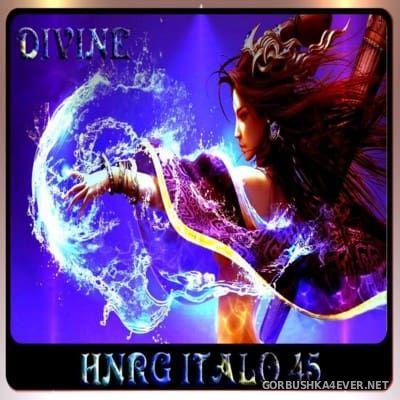 DJ Divine - HNRG Italo 45 [2015]