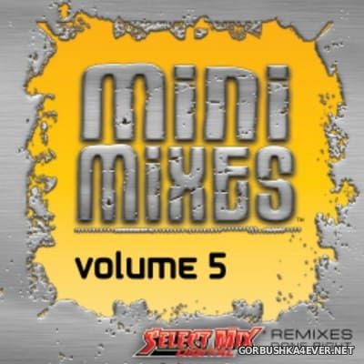 [Select Mix] Mini Mixes vol 5 [2016]